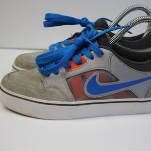 Kids Nike SB Ruckus Size 3.5 Suede Leather Skate